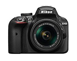 Nikon D3400 DSLR Camera: Ready for the Best Digital SLR Camera by Nikon? See my new DSLR camera review site at http://www.onefstop.com