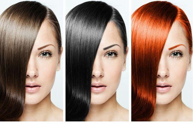 Colores para el pelo