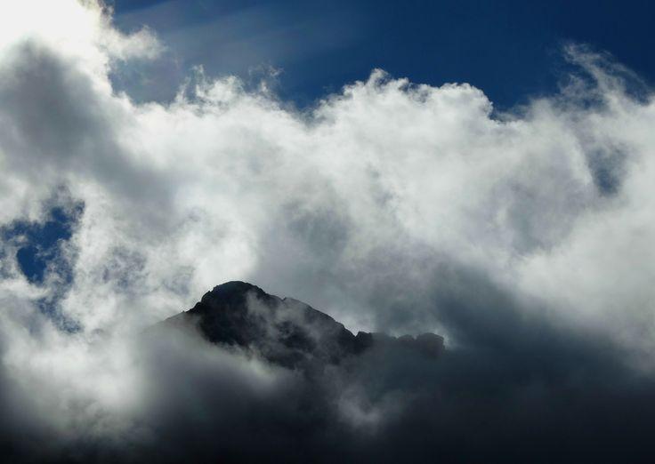 горный массив Чаухи,Хевсурети