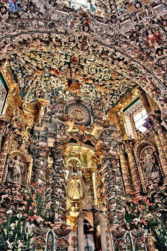 barroco mexicano - Buscar con Google