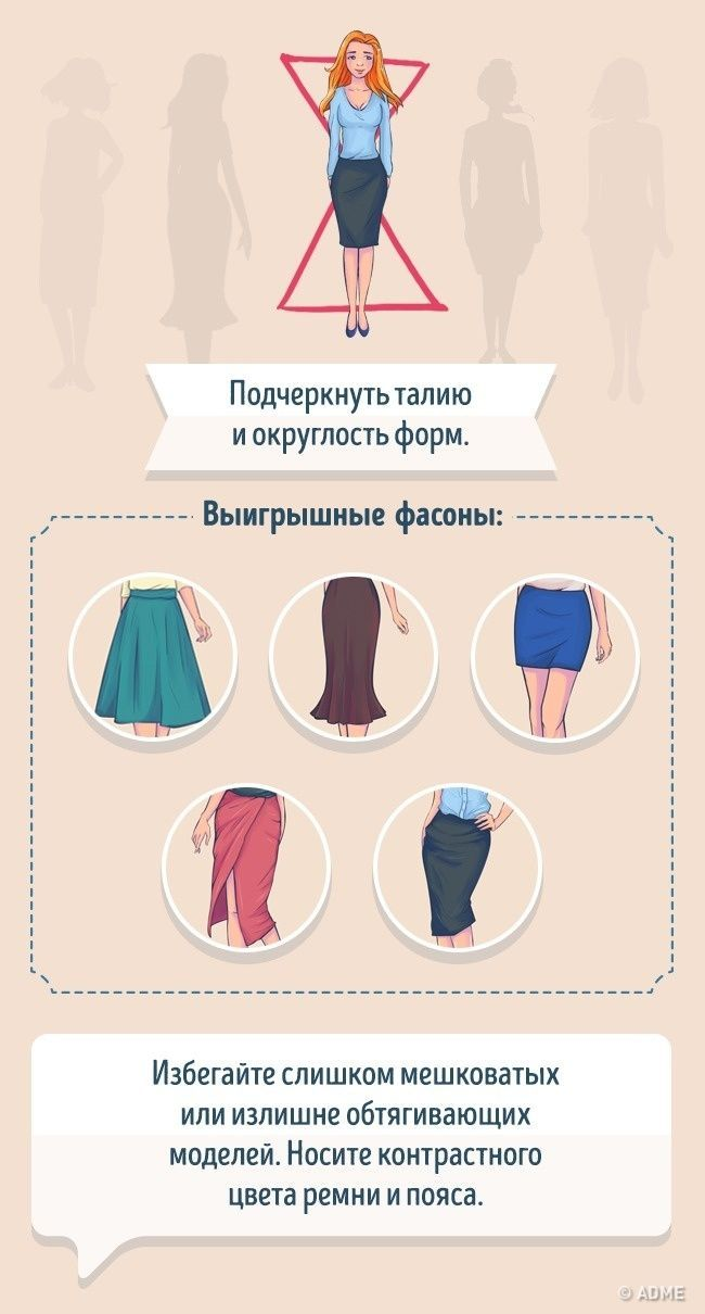 Юбка — это базовый элемент женского гардероба, который уместен для разных стилей и ситуаций. Правильно выбранная вещь мастерски подчеркнет достоинства телосложения и поможет выглядеть на все сто.Для в...