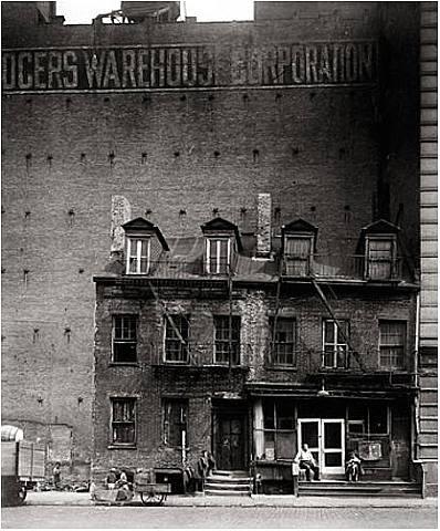 New York, 1930's