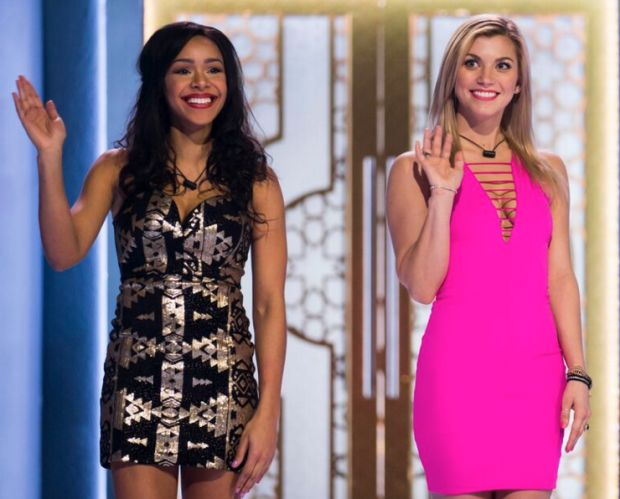 ICYMI, the race for Kelsey or Loveita to return heated up in the Big Brother Canada house. #BBCAN4 #TYFOfficial