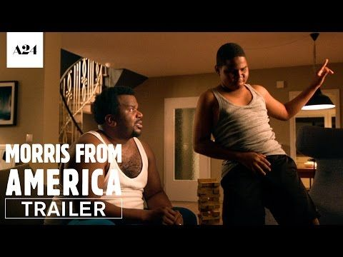 Morris From America   Official Trailer HD   A24 - YouTube