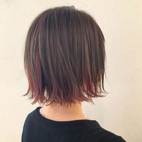 【HAIR】三好 佳奈美さんのヘアスタイルスナップ(ID:170203)