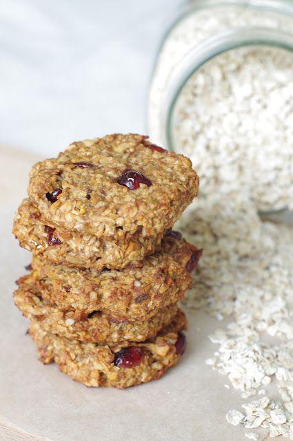 uten gluten: glutenfrie havrecookies uten melk, egg og sukker