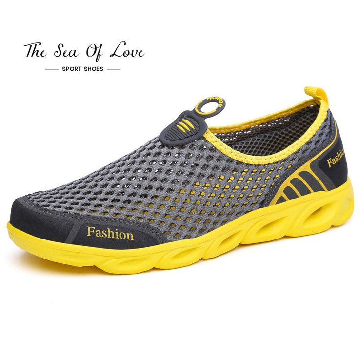 Fashion  Women Spring Hiking Water Shoes Breathable Non Slip Walking Beach Shoes