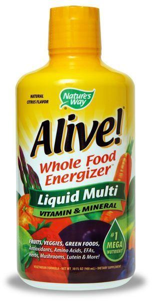 Alive Liquid Vitamin @ VitaminLife.com