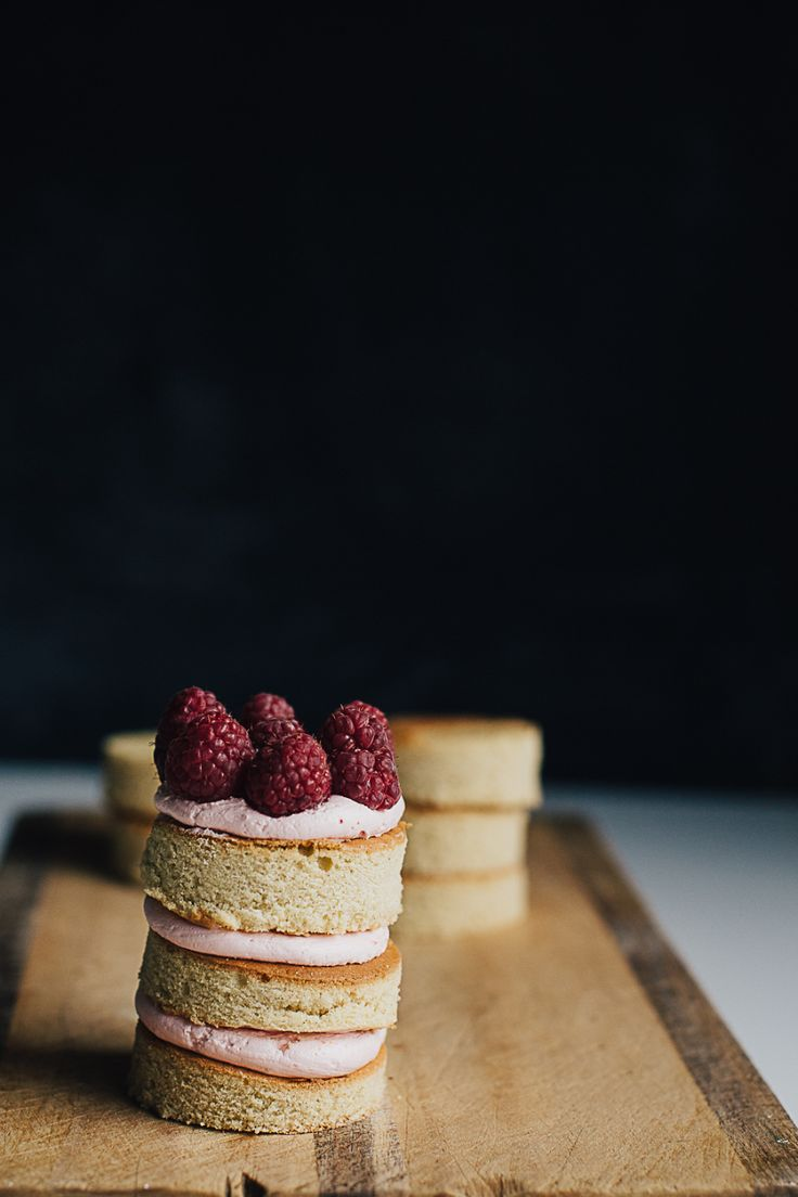Mini Layer Cakes | erin made this.