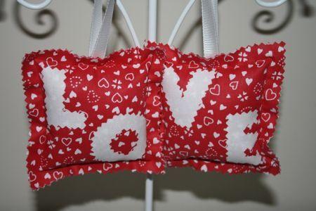 Kokulu Aşk Yastıkları - Scented Love Pillows