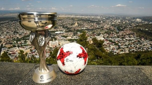 English national team has won the junior European Football Championship