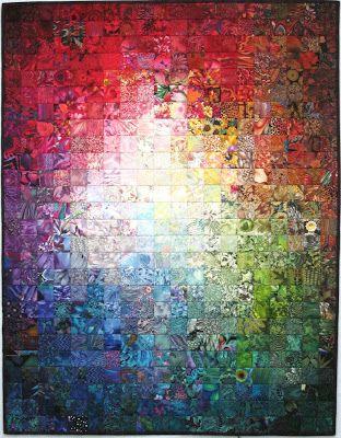 Exuberant Color: Colorwash quilts  http://exuberantcolor.blogspot.com/p/colorwash-quilts.html