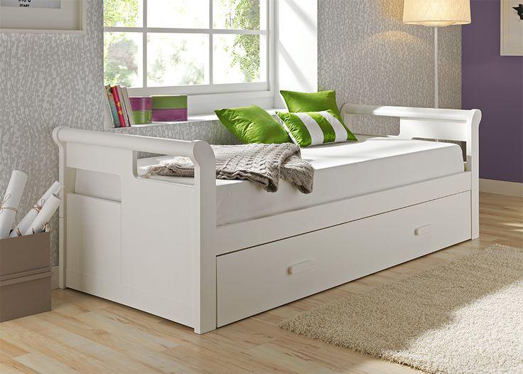 M s de 1000 ideas sobre camas nido en pinterest camas sof cama y litera - Cama nido blanca con cajones ...