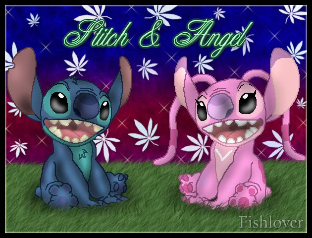 Image Result For Stitchxangel Disney Stitch Toothless Stitch Angel