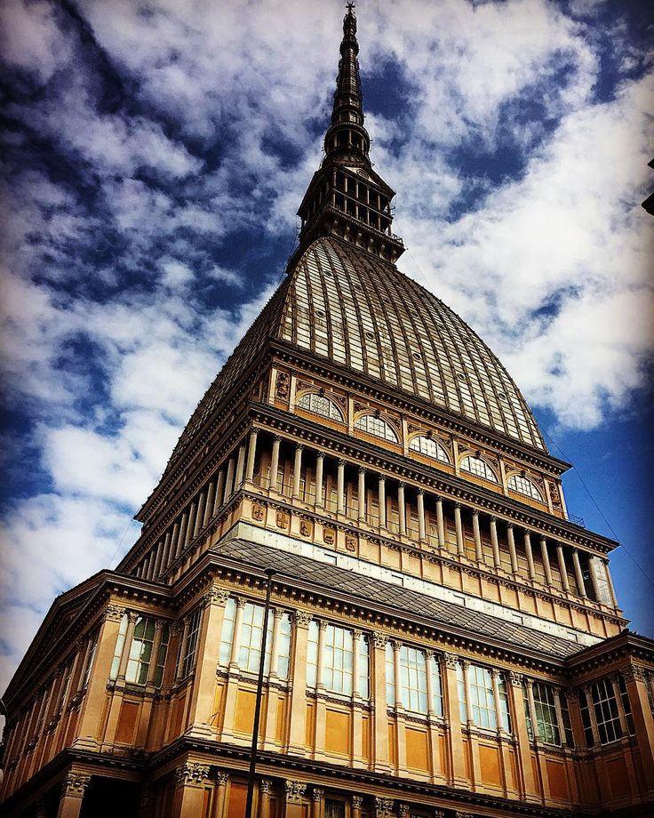 Mole Antonelliana - Turin, Piedmont, Italy ©orazio_ottaviani | www.instagram.com | #Torino #Piemonte #Italia #Piemont #Italien