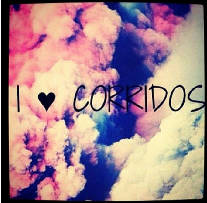 I like to dance, corridos.