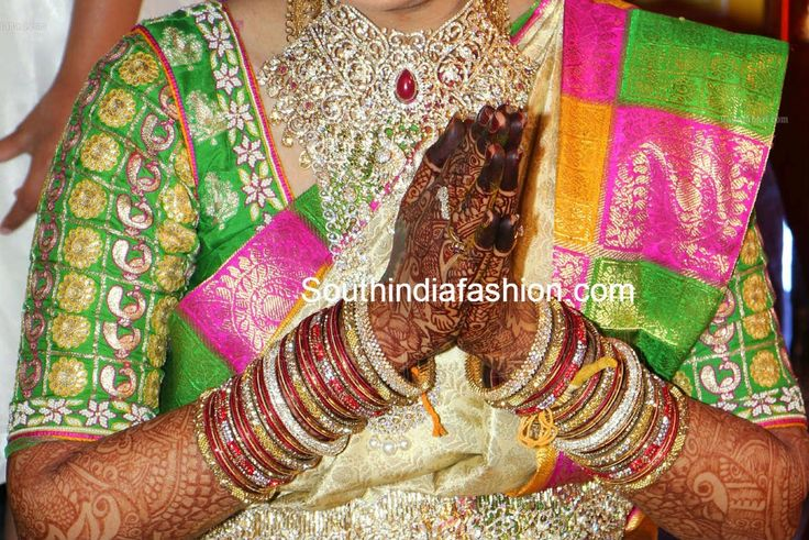 bridal-saree-blouse-models.jpg (1204×804)