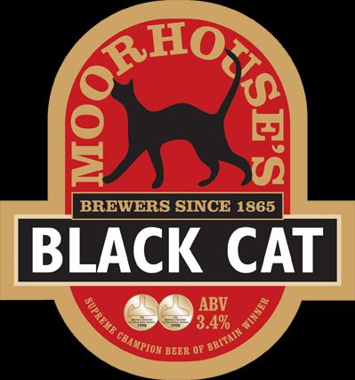 Moorhouse Black Cat