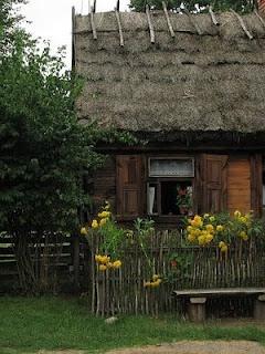 Między Warszawą a Niebem...: Wiejskie klimaty
