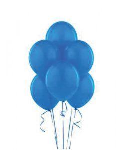 Mavi Latex Parti Balonu 10 Adet Online Parti Malzemeleri