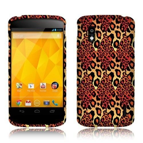 Get back in style the LG Google Nexus 4 E960 Yellow Leopard Cheetah Safari Faceplate Snap-On Hard Cover Case! Choose from various colors of cell phone cases at Acetag! We have a wide... More Details
