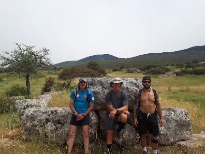 The 300 of sparta Endurance Race   Sparta to Thermopylae 378km | 8 stage race   #the300ofsparta #300ofsparta #300forcharity #ultrarunning #ultrarunners #trailandultra #arcadiantrails #endurancerace #epicmarch