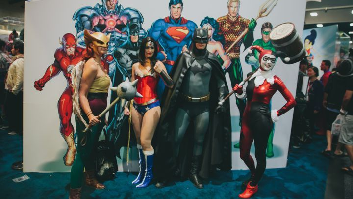 20 Best Things We Saw and Heard at San Diego Comic-Con 2015  Read more: http://www.rollingstone.com/movies/lists/20-best-things-we-saw-and-heard-at-san-diego-comic-con-2015-20150713#ixzz3fpoC5dR6 Follow us: @rollingstone on Twitter | RollingStone on Facebook