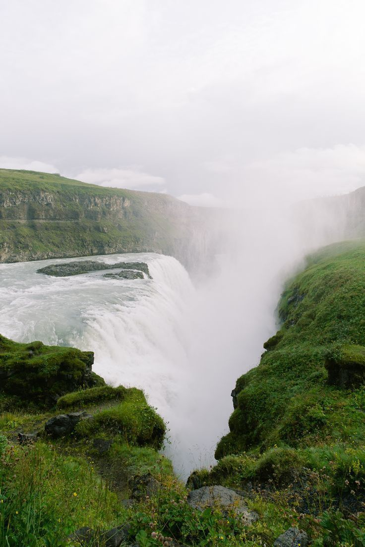 gulfoss, iceland / see and savour.