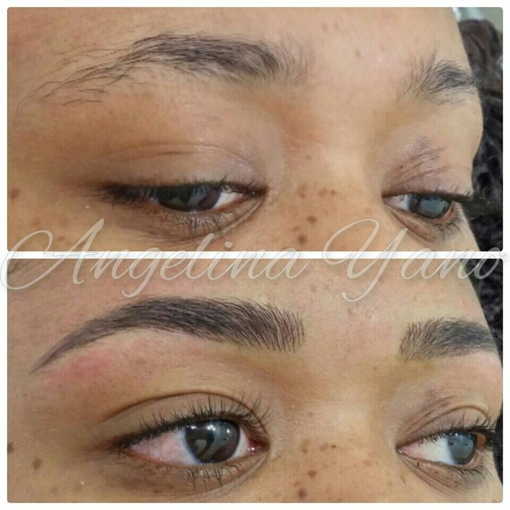 69 best images about microblading eyebrows gone wrong on for Tattooed eyebrows gone wrong
