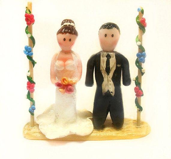 Custom cake topper wedding cake topper custom wedding