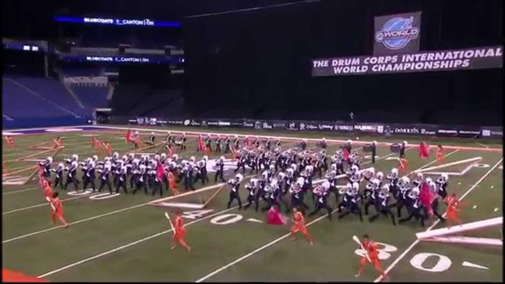 Tilt closer - Bluecoats - DCI Finals 2014