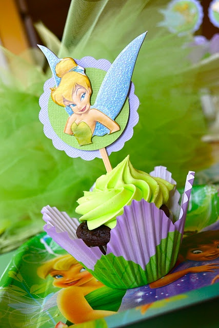 Tinkerbell Birthday Party - this is a little more in my league.  lol