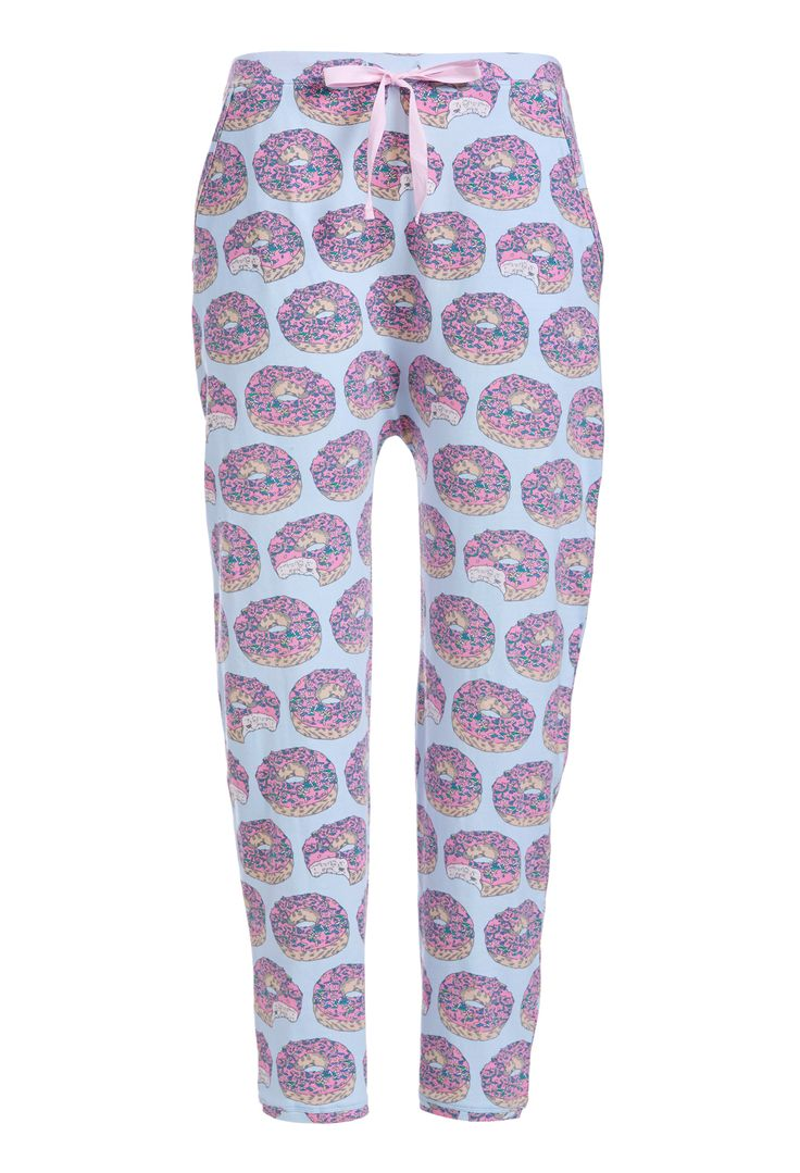 Image for Donut Drop Crotch Pj Pant from Peter Alexander