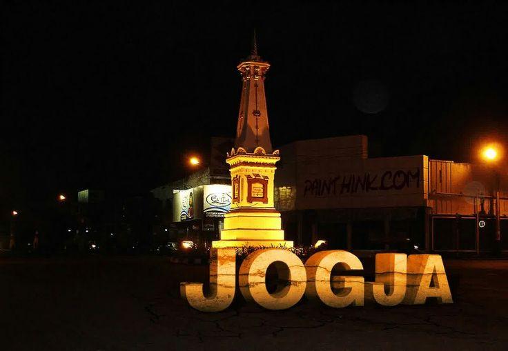 Happy birthday yogyakarta city