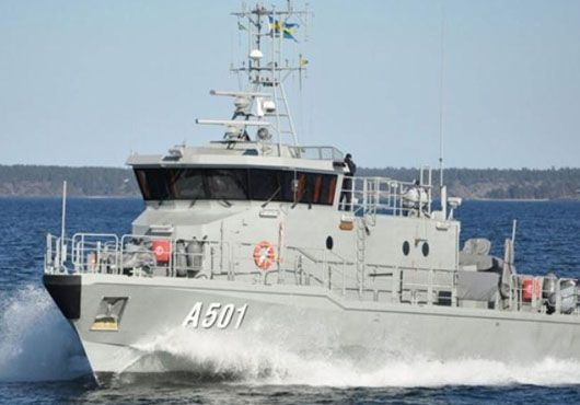 swedish armed forces | ... to supply its Navi-Sailor ECDIS systems for the Swedish Armed Forces