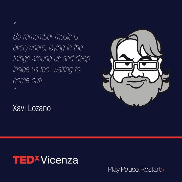 XAVI LOZANO | Tutti gli oggetti di uso quotidiano possono rivelare un'incredibile e impensata musicalità… se sai come usarli! Anche rompersi una gamba ed essere costretti a usare una stampella può far nascere qualcosa di magico. Non ci credete? Guarda il talk di Xavi Lozano, il quotidiafonista!