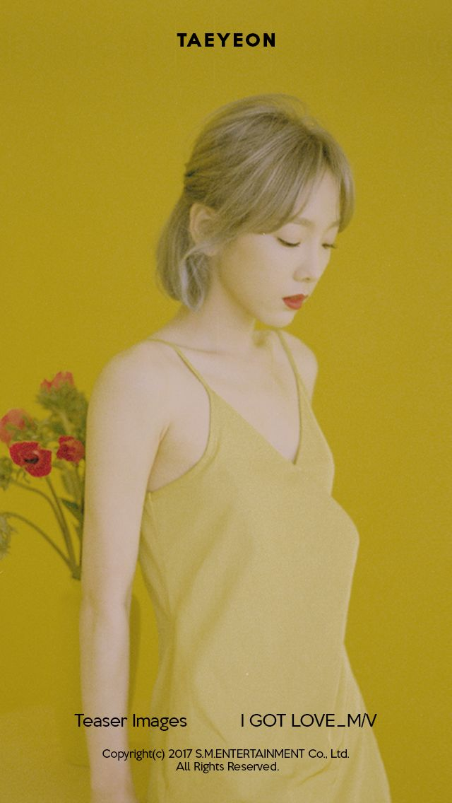 TaeYeon Official WebSite