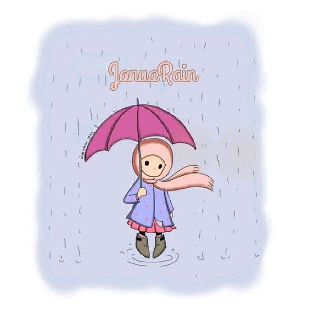 Januarain.. #rain #january #2014 #jakarta #indonesia #instapic #cartoon #doodling #drawing #sketchbookmobile #samsung #galaxynote10 #samsunggalaxynote10 #gambar #coratcoret