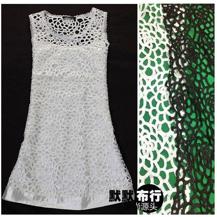 Accessori abito bianco nero 3d