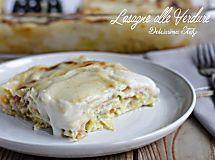 Lasagne alle Verdure,ricetta vegetariana