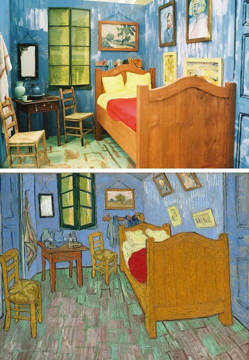 Die Besten 25+ Chambre Van Gogh Ideen Auf Pinterest