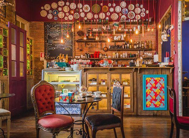 Agridoce Café - Porto Alegre, RS, Brasil.