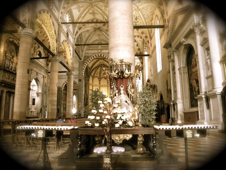 Chiesa di Sant'Anastasia,Verona,IT.