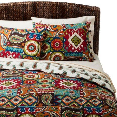 Mudhut™ Makayla Reversible Quilt Set