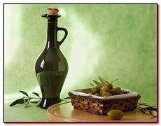 Оливковое масло для кожи лица и шеи