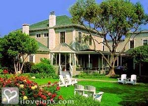 The Upham Hotel in Santa Barbara, CA