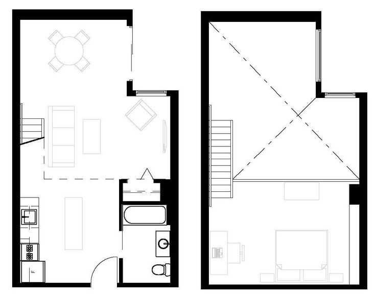 Director Loft: Approx. 650 sq ft; Priced from $2,350