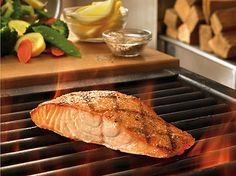 Outback Steakhouse Grilled North Atlantic Salmon Copycat Recipe