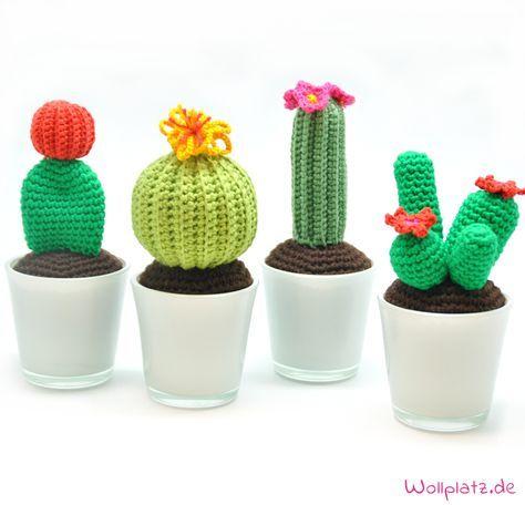 die besten 25 kaktus h keln ideen auf pinterest h keltiere amigurumi und h keln kunst. Black Bedroom Furniture Sets. Home Design Ideas