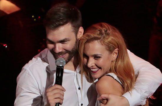 """Γιώργος Σαμπάνης & Tamta: Αυτό είναι το όνομα """"έκπληξη"""" που θα εμφανίζεται μαζί τους στο Acro!"""